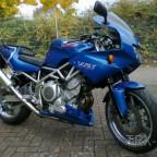 Meine Blaue